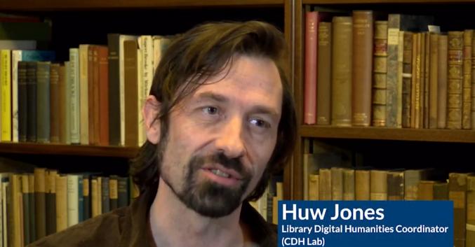 Huw Jones