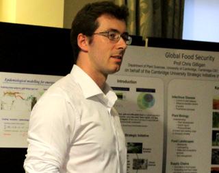 Photo of Dr Matt Castle