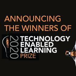 Read more at: Congratulations to the winners of the 2020 Technology-Enabled Learning Prize
